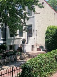 Capitol Hill house rental - Large rowhome with gated private driveway