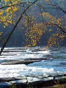 Shenandoah River at Harpers Ferry