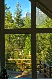 Idyllwild cabin rental - Lily Rock View