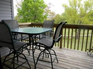 Branson condo photo - Relax on the deck & enjoy the beautiful view of the 10th Fairway
