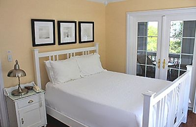 Fur, Fins and Feathers - Master Bedroom  - Cottage Rental Agency