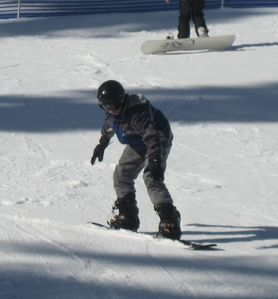 Learning to snowboard at nearby Heavenly Valley is an unforgettable experience.