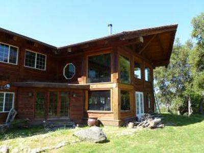 Three Rivers lodge rental