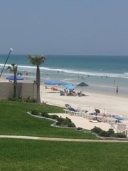 New Smyrna Beach condo photo - Beach View North
