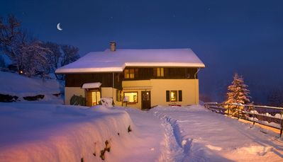 Les Houches chalet rental - Alpine Retreat. Ideally located next to the pistes
