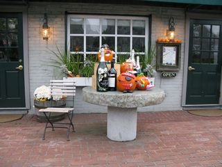 Tom Nevers cottage photo - Halloween on Nantucket