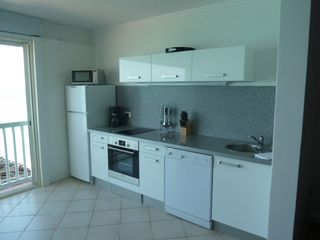 Grand Case apartment photo - New fitted kitchen