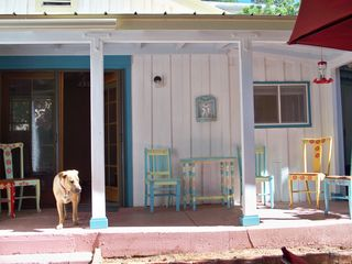 Bisbee house photo - Front of the house