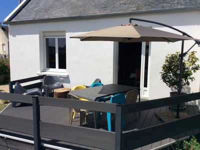 -House Fisherman Portsall 5 people near the port and beaches