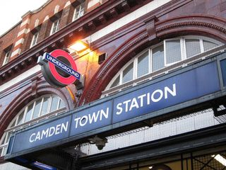 Camden Town apartment photo - The underground (tube) is just 3 minutes away connecting you all over London