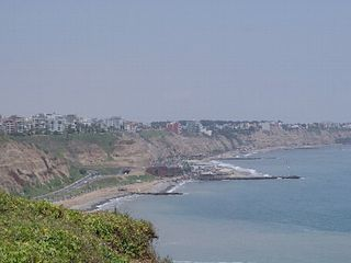 Lima condo photo - The cliffs of Miraflores and the Malecon of Lima, Peru