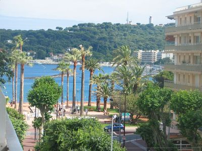 1101 - Central location & close to beach, internet, A/C, terrace, parking