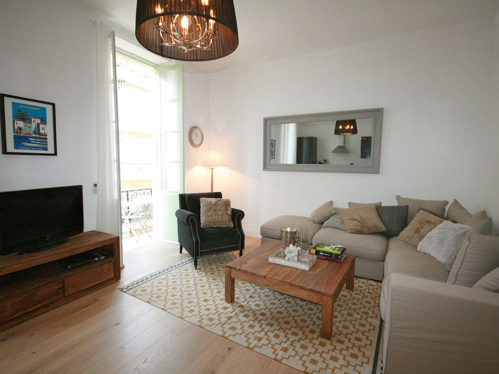 Appartement 3 chambres - Nice - appartement