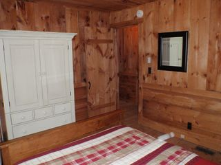 White Cloud cabin photo - Another look at The Charlotte Room...
