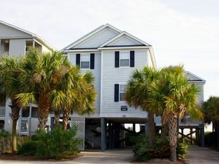 Surfside Beach house photo - Front of House