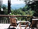 Roan Mountain cabin photo