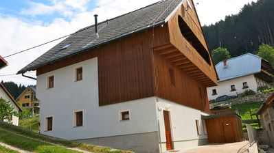 Villa Nebina Apartment 2 - beautiful Kranjska Gora self-catering Apartment for up to 6 guests