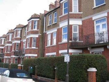 Wimbledon apartment rental - Front of house