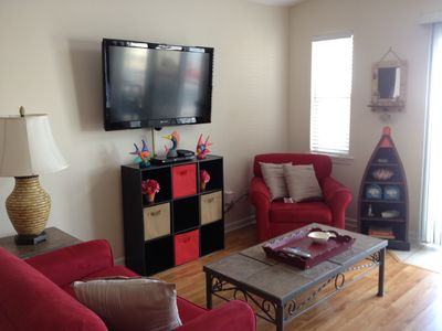 Wildwood condo rental - Another View of Great Room