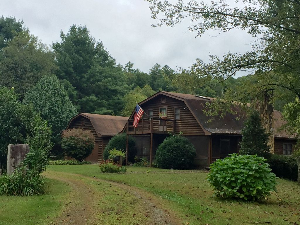 Beautiful Mountain Log Cabin Welcome To Our Vrbo