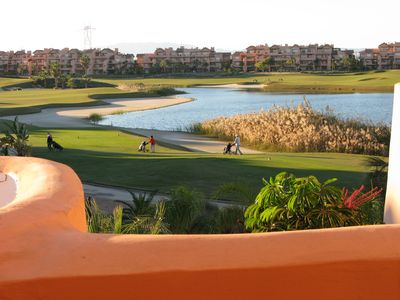 Modern 2nd Floor Apartment With spectacular Golf Views