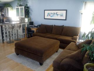 Mission Valley house photo - Large comfy sofa