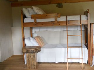 Mezzano barn photo - Bunk beds on the ground floor, which sleeps five total
