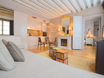 Apartment, 36 square meters,  recommended by travellers !