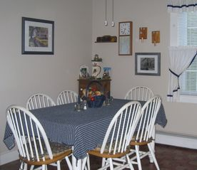 Wellfleet condo photo - Dining area