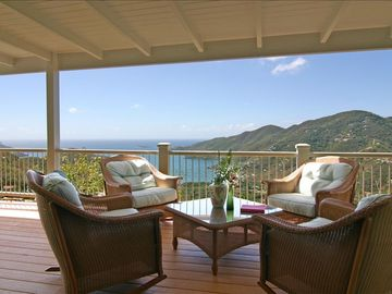 Coral Bay villa rental - Relax and enjoy the spectacular views of Coral Bay!