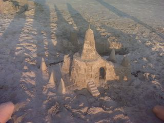 Brigantine condo photo - Beach San Castle.