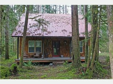 Mount Baker cabin rental