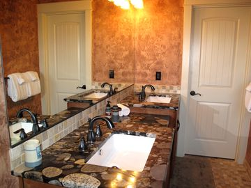Bathroom in 2nd Master Suite
