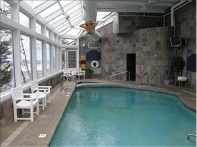 LeBear Resort Indoor Pool