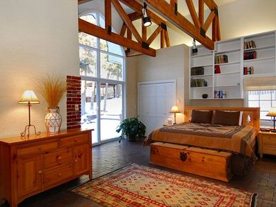 Master w/King Bed - Main Level   Breckenridge vacation rental home