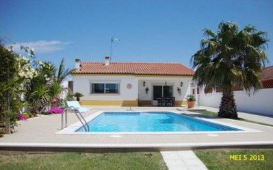 Casa Palmera, Coimbrao, Lovely house with private garden