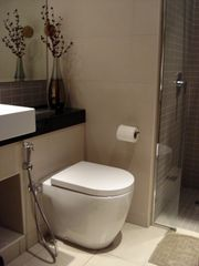 Dubai Marina & Al Sufouh apartment photo - Bathroom