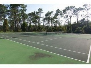 Briarwood community tennis courts - Naples house vacation rental photo