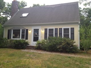 Mashpee house photo - The house is located on Cape Cod in Johns Pond Estates in Mashpee, MA.