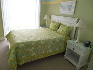 Belmont Towers Ocean City condo photo - Second Bedroom With Queen