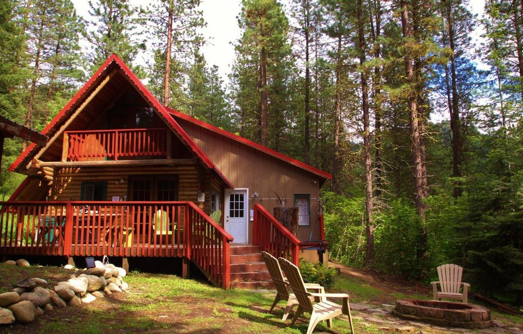 Leavenworth vacation rental vrbo 3559311ha 2 br north for Leavenworth cabin rentals