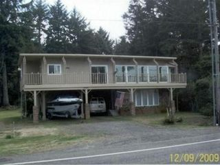 Coos Bay house photo - View of House From Road