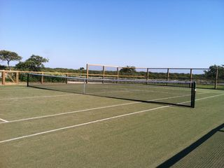Madequecham house photo - Private tennis court