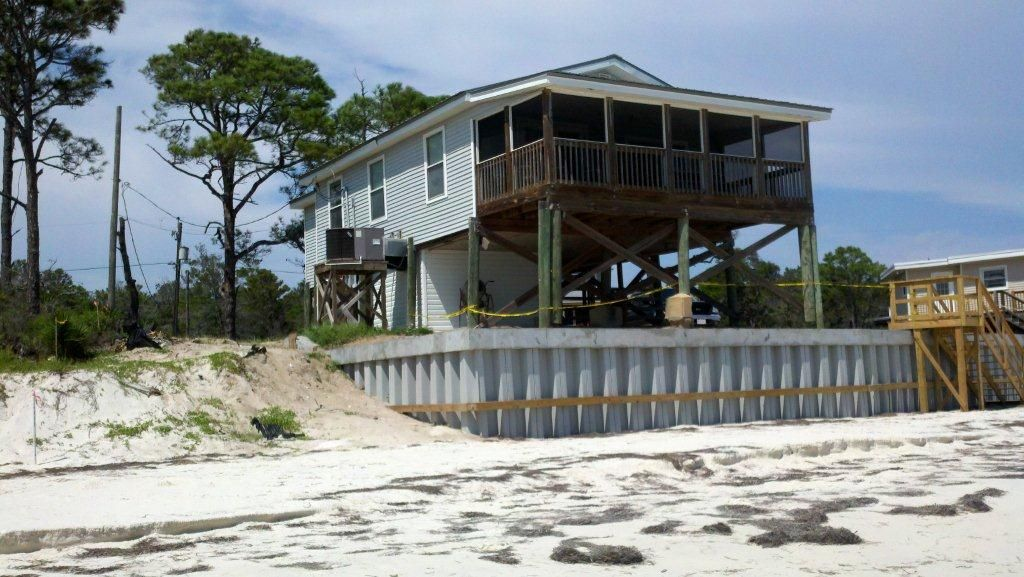 Spectacular Gulf Front Cottage Located On Vrbo