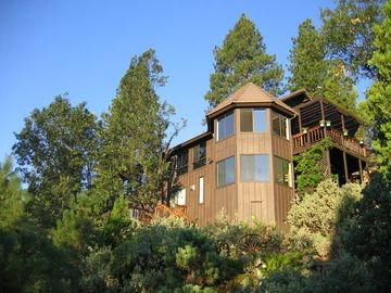 Fish Camp house rental - Rent this unforgettable home near Yosemite NP!