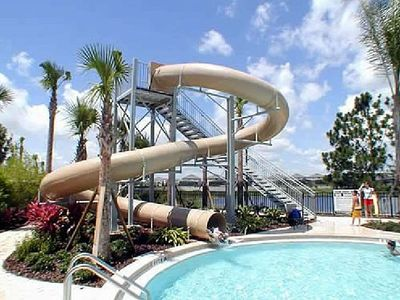 Community Water Slide