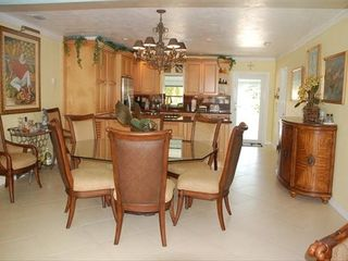 Key Largo house photo - Dinning room