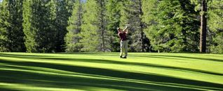Truckee cottage photo - Tahoe Donner Coyote Moon Golf Course, reduced Guest Rates