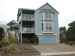 Lincoln City house photo - 'Blue Marlin'