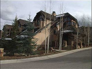 Snowmass Village house photo - End Unit of Owl Creek Town Homes